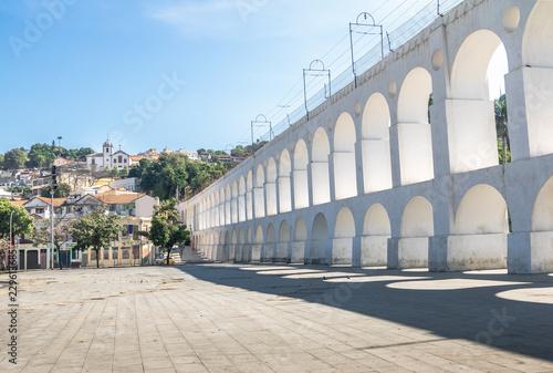 Arcos da Lapa Arches and Santa Teresa - Rio de Janeiro, Brazil