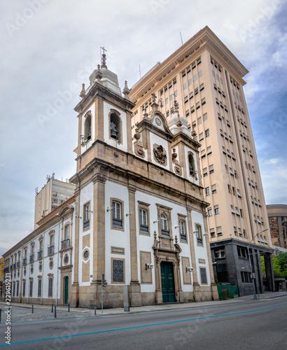 Sao Jose Church - Rio de Janeiro, Brazil