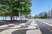 Copacabana Beach - Rio De Jane...