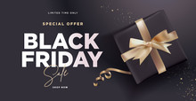 Black Friday Sale Banner. Soci...