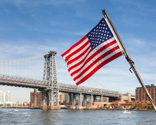 American Flag.  An American Fl...