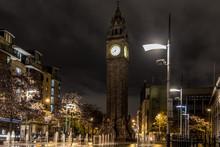 Albert Memorial Clock In Belfa...