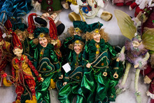 Figures Of Elves Sold At Chris...