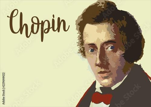 Obrazy Muzyka Polska chopin-portrait
