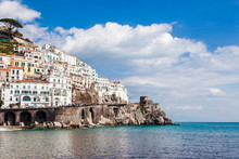 Italy, Campania, Amalfi Coast, Amalfi