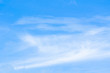The background of heavenly sky in the atmosphere.