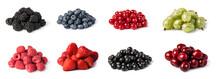 Fresh Berries Set
