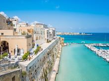 Otranto, Apulia, Italy - Jul 0...