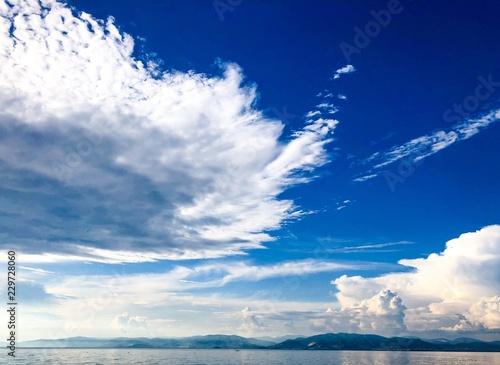 Foto op Canvas Luchtsport Chmury