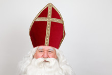 Saint Nicholas Is Looking At Y...