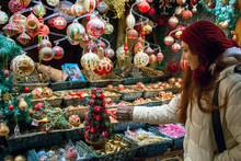 Shopping For Christmas Holiday...
