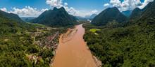 Muang Ngoi Northern Of Laos