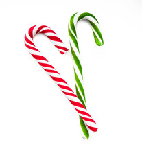 Сandy Cane Striped In Christm...