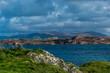 Isle of Mull, Scotland. Sea and islands.