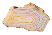 Amazing Banded Agate Crystal C...