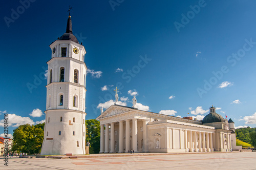 Fotografie, Obraz Cathedral Basilica Of St