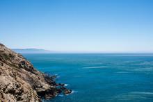 Oceanside Cliffs At Point Reye...