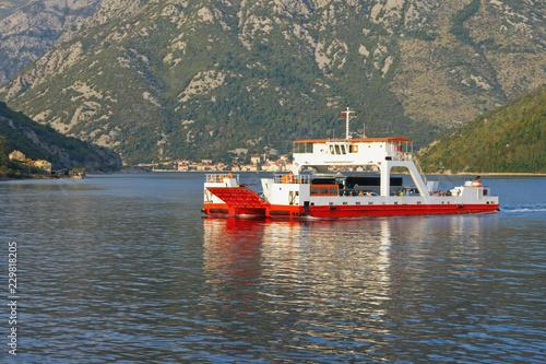Fotografía  Ferry