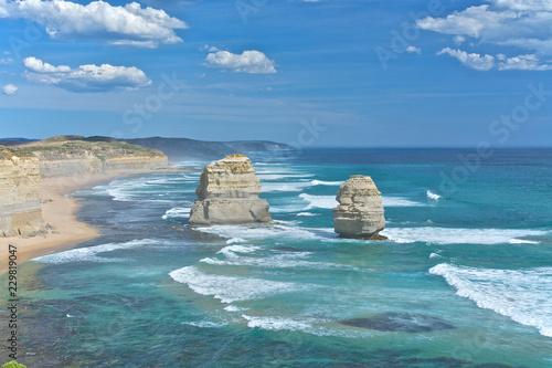 Fotografie, Tablou  Twelve Apostles, Australia
