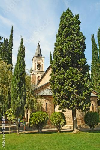 Fotografie, Obraz  The Monastery of St