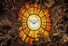 Throne Bernini Holy Spirit Dove, Saint Peter's Basilica In Rome