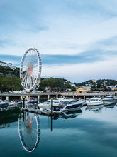 The English Riviera Wheel In T...