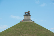 The Lion Of Waterloo - Lion's Hill In Waterloo - Belgium