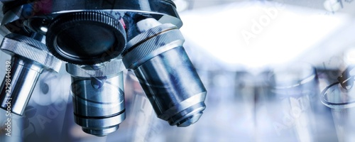 Background pharmaceutical research scientific banner abstract