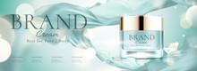 Skin Care Face Cream Ads