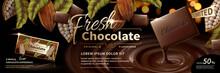 Chocolate Banner Ads