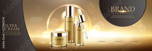 Cosmetic set ads - 229861245
