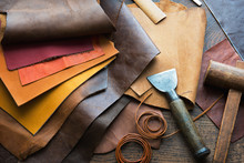 Leather Craft Or Leather Worki...