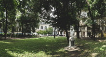 City Square Palais-Royal In Odessa, Ukraine