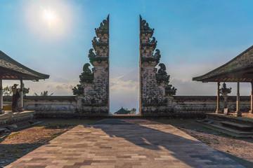 Pura Luhur or Lempuyang Temple in Bali, Indonesia