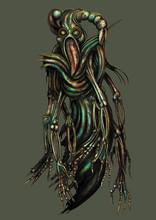 Demon Of Horror Dreams/ Illust...