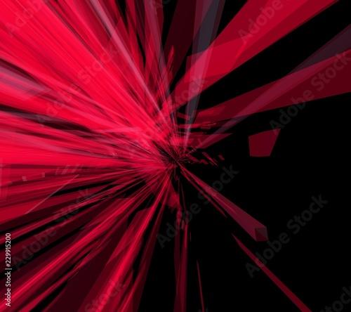 Photo 抽象的なスピードのイメージ
