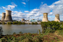 The Three Mile Island Nuclear Power Generating Plant