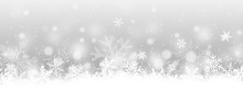 Snowfall Banner