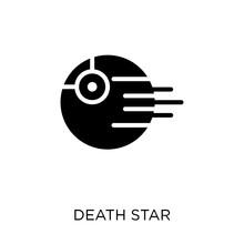 Death Star Icon. Death Star Sy...