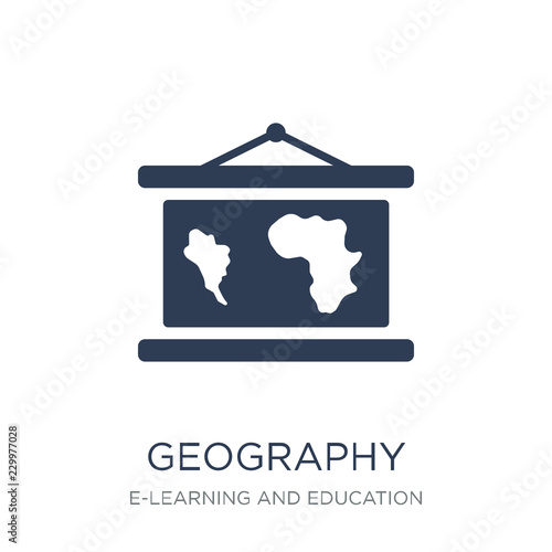 Fotografia  Geography icon
