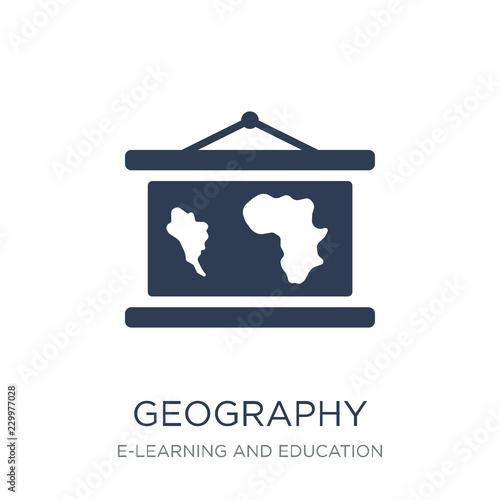 Αφίσα  Geography icon
