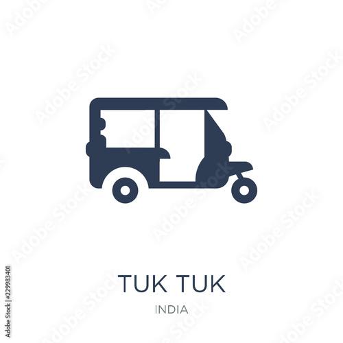 Photo Tuk tuk icon