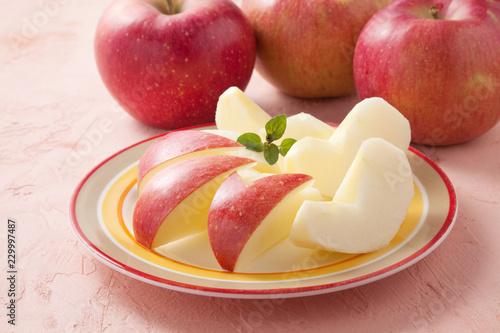 Canvastavla リンゴ