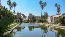 Balboa Park I, San Diego