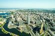 横浜市街地の街並み