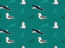 Bird Gull Wallpaper
