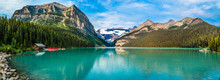 Canada Rockies, Banff, Lake Lo...