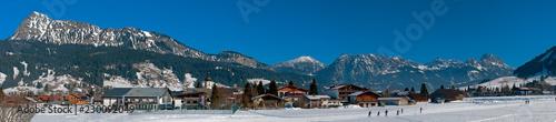 Skilanglauf in Tannheim