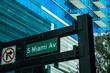 Miami Brickell Cityscape