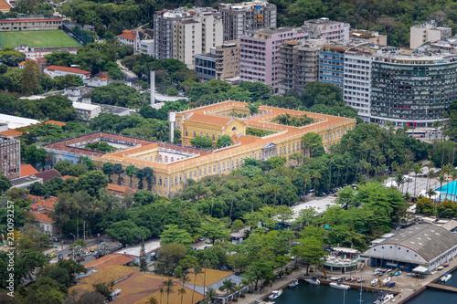 Rio de Janeiro University (UFRJ) - Rio de Janeiro, Brazil